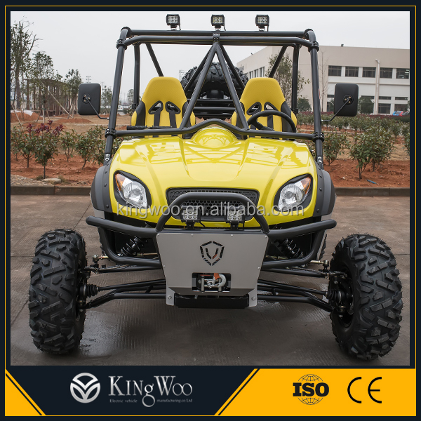 China factory supply 600cc atv 4x4 with eec certification
