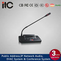 TH-0501 IR Communication conference system Infrared Wireless Microphone