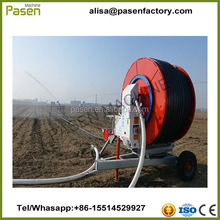 reel hose irrigation machine / farm spray irrigation sprinkler