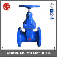 East Well monel sealing non rising stem gate valve Z45X