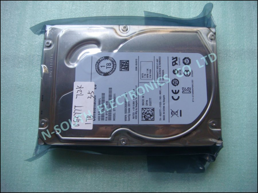 Wholesale price HDD disk for dell seagate barracuda g377t st31000340ns 1tb 7200rpm 32mb sata 3.0gbs 3.5 hd