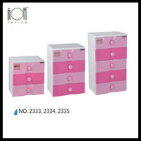 Pink Keyway Plastic Drawers for Sale