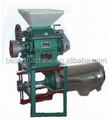 High quality maize flour grinding equipment electric flour mill process machinery corn maize flour milling plant