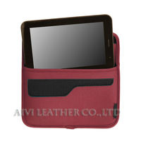 Neoprene messenger Velcro bag for ipad mini