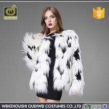 MAIN PRODUCT custom design latest fashion fur coats for wholesale