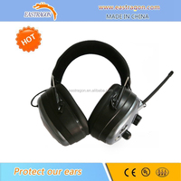 Electronic Funny Ear Muff Radio