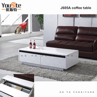 foshan furniture market light up coffee table