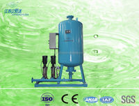 Constant Pressure water refilling station industry heating system