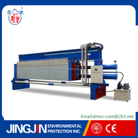 JIngjin brand high pressure plate and frame filter press