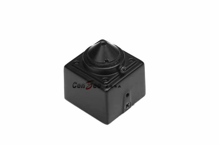 "High Quality 1/3"" Sony CCD,420TVL,0.5 Lux, 3.7mm Super Cone Pinhole Lens Double Boards Super Mini Spy Camera"