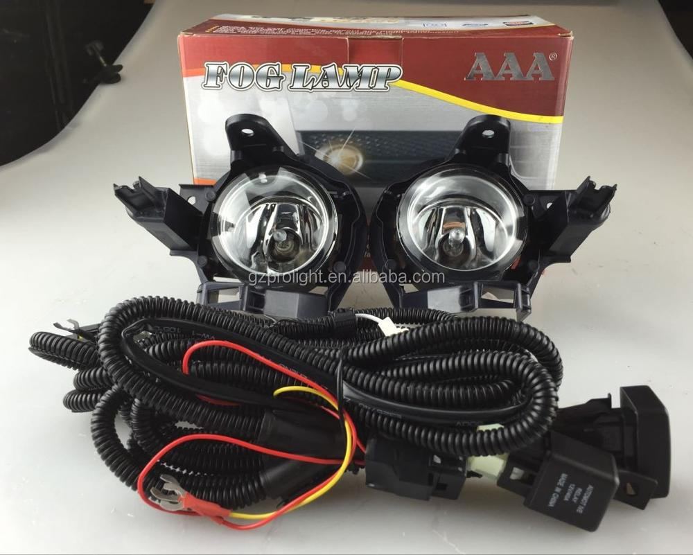 Leaf 2013 fog light lamp From 25 Years Manufacturer In China _NS238