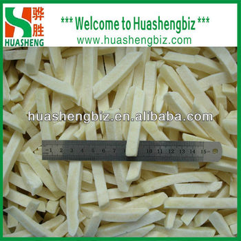 frozen iqf potato strips for sale