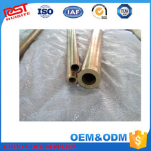 good quality H68 thick walled decorative brass pipe/brass tube (Whatsapp: +86 18463591456)