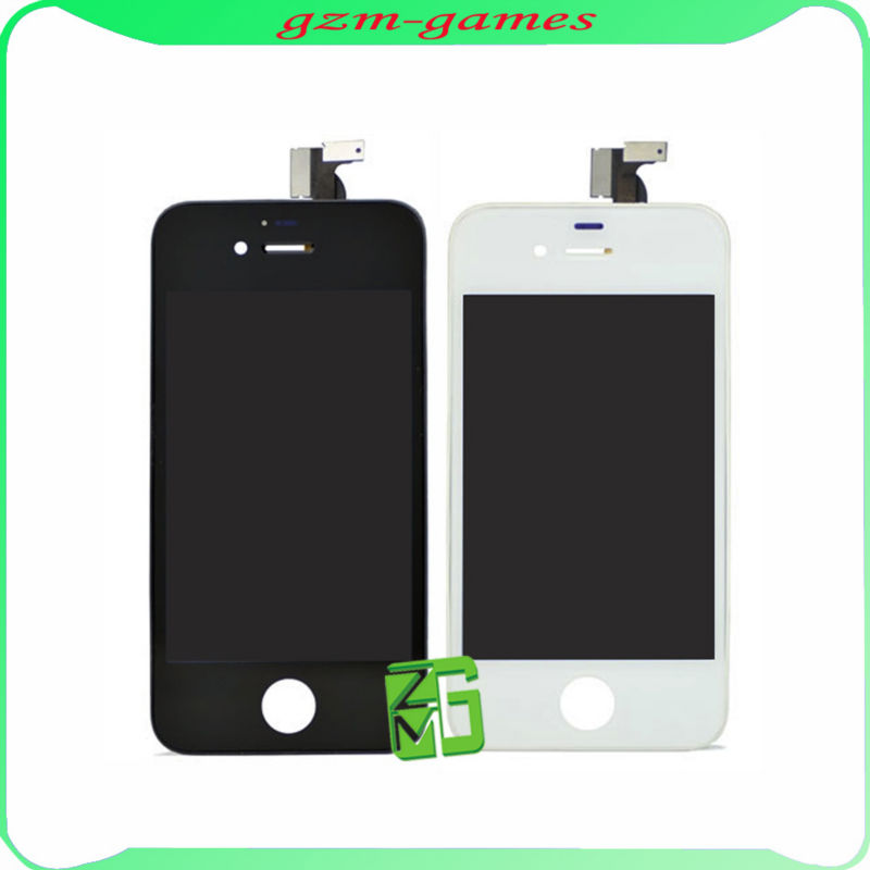 Hot Sale for Iphone 4s lcd screen assembly Spare parts