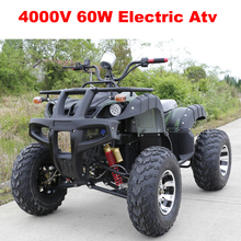 2018 hot sell cheap chinese 4000W 60V adult electric atv