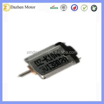 DZ-K10 3V micro electric Motor for Camera
