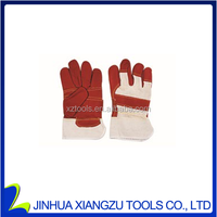 Xiangzu White twill furniture cheap working glove