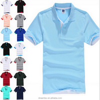 Cheap men custom polo t shirt blank Polo shirt Casual polo shirt