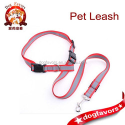 2015 new pet leash leashes Reflective Running 2.5cm pet supplies wholesale