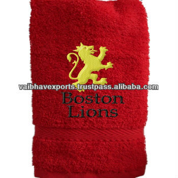 Custom gym towel maufacturer