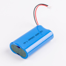 Li-ion 2s icr 18650 lithium ion rechargeable battery pack 7.4v 7.2v 2200mah