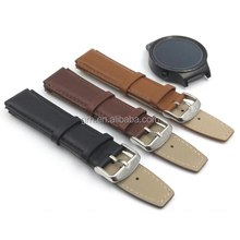 Genuine Leather Strap Smart Watch Band Bracelet for Huawei Smart Watch