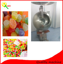 small chocolate candy coating machine/sugar coated pan on hot sale