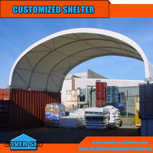super dome Outdoor shipping containers shed tent shelter canopy
