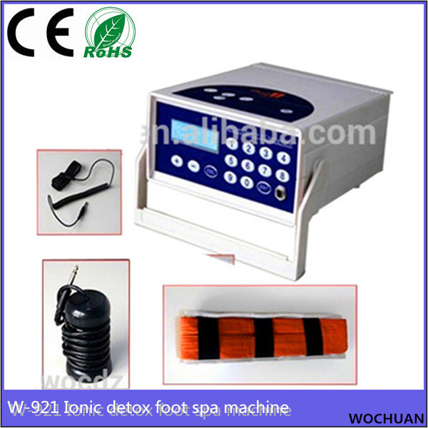 health care 2015 hot selling body cell clean foot spa machine detox