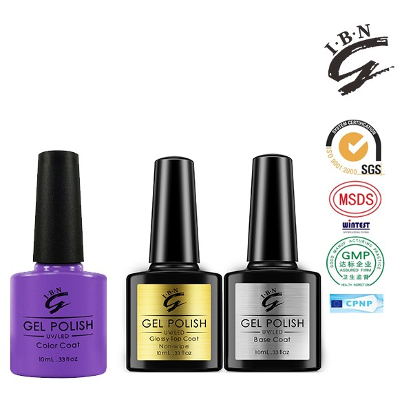 best top coat high gloss clear nail polish