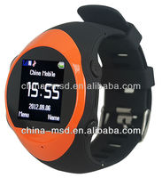 2012 Best GPS watch tracker with CE+Rohs