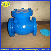 API/BS Cast Steel Swing Check Valve with Counter Weight China