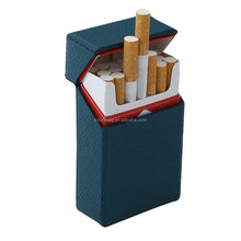 Leather Cigarette Pack Case/Box/Holder for Regular King Size Cigarettes