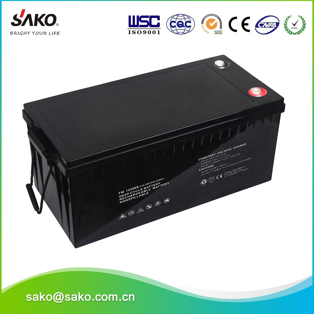Wholesale 2V Rechargeable Storage Battery For