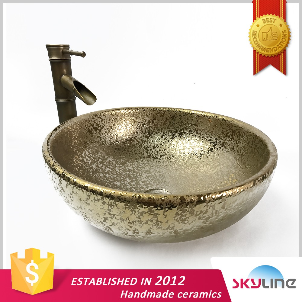High Quality Offer Art Basin Ceramic