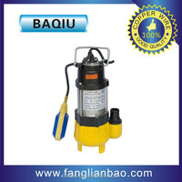 Non-clogging Stainless Steel Sewage Submersible Pump Price For Sale