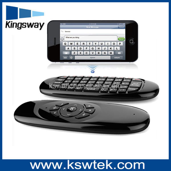 High quality 2.4G mini wireless keyboard for lg smart tv