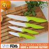 5pcs Ziconium Oxide ceramic knife set with stand