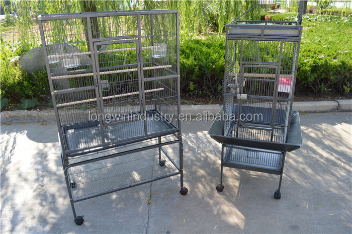 Large Parrot Bird Parakeet Macaw Cage for sale