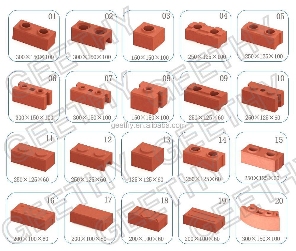 Matériel de construction éco brava éco brava prix briques écologiques presse hydraulique eco brava