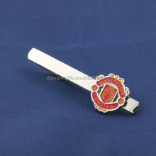 2014 custom design cufflinks tie clip bar football club