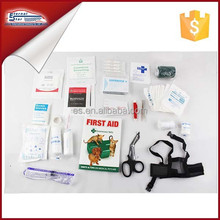 Pet emergency medical bag dog first aid kit