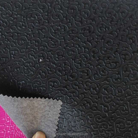 Factory price Anti-Mildrew pvc pu leather stock lot