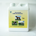 10% albendazole suspension for horse