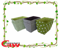 paper basket, woven planter baskets,basketry