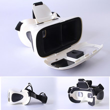 VR Box 3D Glasses Headset Virtual Reality 3D Glasses For 3.5 - 6.0 Inch Smartphone