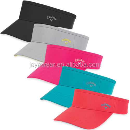 Golf 2016 Womens Performance Adjustable Sun Sports Golf Visor