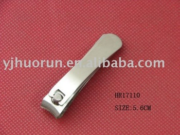 HR17110 stainless steel nail clipper