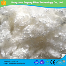100% virgin raw and dyed polyester hollow polyester staple fiber price
