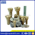 Professional customized dth hammer, dth drill Tube rock drill cross bit in factory